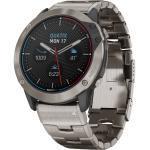010-02157-31 Quatix 6X Solar Titan Marine GPS Smartwatch