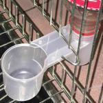 10 Stück Automatische Geflügel Trinkwasser Tassen Kunststoff Napf Hühnertränke