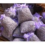 10 x Lavendelsäckchen Mit Duftenden Bio Lavendel - Insgesamt 100g Bio Lavendelblüten - Duftkissen