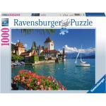 1000 Teile Ravensburger Puzzle Am Thunersee, Bern 19139