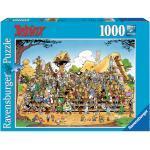 1000 Teile Ravensburger Puzzle Asterix Familienfoto 15434
