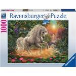 1000 Teile Ravensburger Puzzle Mystisches Einhorn 19793