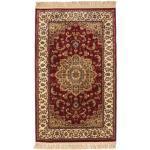 100X160 Orientalischer Teppich Nahal Dunkelbraun/Dunkelrot