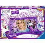 108 Teile Ravensburger 3D Puzzle Girly Girl Edition Schmuckbäumchen Disney Violetta 12092