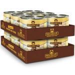 12 x 200 g | Wolfsblut | Wild Duck & Turkey - Ente &Truthahn mit Kartoffeln Adult | Nassfutter | Hund