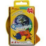 12307 - Jumbo Spiele - Die Sendung mit der Maus - Quiz Quartett Geografie