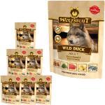 14 x 300 g | Wolfsblut | Wild Duck Pouches - Ente und Kartoffel Adult | Nassfutter | Hund