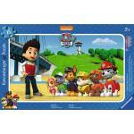 15 Teile Ravensburger Kinder Rahmen Puzzle Paw Patrol 06124