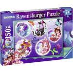 150 Teile Ravensburger Kinder Puzzle XXL Enchantimals und ihre Begleiter 10054