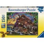 150 Teile Ravensburger Kinder Puzzle XXL Unterwegs mit der Arche 10038