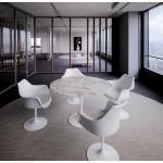 176TRMA2 knoll international Saarinen Tulip | rund ø 120cm / arabescato
