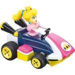 2,4GHz Mario Kart Mini RC, Peach blau/gelb