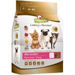 2 kg | GranataPet | Sensitive Kaninchen Liebling's Mahlzeit Mini | Trockenfutter | Hund