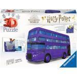 216 Teile Ravensburger 3D Puzzle Bus Harry Potter Knight 11158