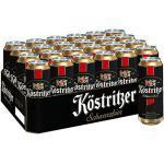 24 Dosen Köstritzer Schwarzbier a 0,5L Liter Bier inc. 6.00€ EINWEG Pfand