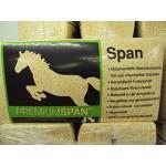 24kg GOLDSPAN Profi Holzspäne Einstreu Kükenstreu für Pferde Nagetiere Kleintiere Geflügel Streu