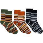 3 Paar Kinder-Ringel-Thermosocken Socken mehrfarbig