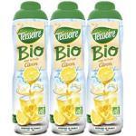 3 Sirup Zitrone BIO Teisseire - 3 x 0,6L