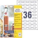 360er-Pack Wiederablösbare Etiketten »5086« weiß, Avery Zweckform
