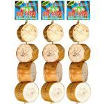 3er Sparpack Vogelspielzeug Grande Bird Kabob ideal für Sittiche und kleine Papageien