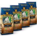 4 x 2 kg | Wolfsblut | Polar Night - Rentierfleisch und Kürbis Adult | Trockenfutter | Hund