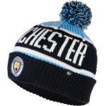47 Brand EPL Manchester City FC Calgary '47 Cuff Knit Mütze blau