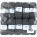 500 g Gründl Lisa Premium uni Wolle Strickgarn Handarbeit Farbauswahl