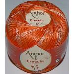 50g Anchor Freccia - Farbe: 9430 - Verlauf koralle/ lachs - Stärke 12
