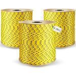 Gelbe Seile & Taue