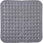 5five Simply Smart Duschmatte , rutschhemmend, rutschhemmend, grau, Grau