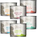 6 x 200 g | Mjamjam | Mixpaket Mahlzeit | Nassfutter | Katze
