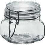 6 x Einmachglas PRIMIZIE 500, Inhalt:0,5 ltr., Glas, mit Bügelverlschluss und Gummidichtring 8002713002137 (384-2480)