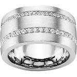 695471 Damen-Ring 925 Sterlingsilber Zirkonias