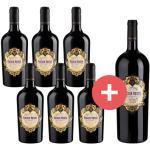6er-Paket Roccia Rosso + GRATIS Magnum - Weinpakete