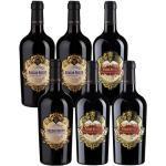 6er-Paket Roccia Rosso Mix - Weinpakete