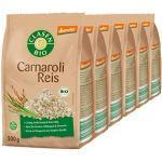 6x CLASEN BIO Carnaroli Reis Premium Demeter Qualität Perfekt für Risotto - 500 g