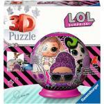 72 Teile Ravensburger 3D Puzzle Ball L.O.L. Surprice Ball 11162
