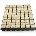 77er vorgesteckte Anzuchtmatte Grodan Steinwollmatte Stecklingsblock Stecktray