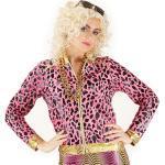 Pinke Buttinette 80er Jahre Kostüme für Damen