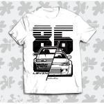 86 Levin/Gt T-Shirt Für Toyota Ae86 Und Gt86 Fans Auto-Enthusiasten