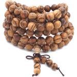 8MM 108 Gebetskette Mala Armband Adlerholz Tibet Buddhist Buddha Meditation Halskette/Armband