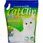 8x8=64 l CatClin Katzenstreu Magic Clean Powercat Silikat Streu Forever Clean