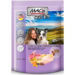 9 x 120 g | MACs | Huhn & Lamm DOG Meat Bits | Snack | Hund