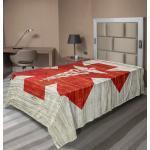 Abakuhaus Betttuch »weiches bequemes oberes Bettlaken dekoratives Bett 1 Stück«, Rustikal Vintage Style Hintergrund