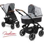 ABC Design Kombi-Kinderwagen Salsa 4 Air - inkl. Babywanne & Sportsitz - Fashion Edition - Smaragd inkl. Gratis Mobilitätsgarantie + 24,00€ Cashback auf Deine nächste Bestellung