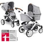 ABC Design Salsa 4 Kombikinderwagen 2021 Graphite Grey