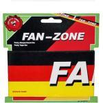 Absperrband-Fan-Zone