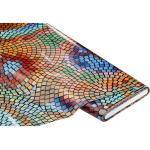 """Abwaschbare Tischwäsche - Wachstuch """"Mosaik"""", bunt"""
