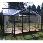 ACD Aluminium Glas Gewächshaus/Orangerie Helene