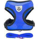 ACMEDE Hundegeschirr - Atmungsaktiv Vest Geschirr Mesh Brustgeschirr für Hunde, reflektierend Softgeschirr Sicher Kontrolle, Geringes Eigengewicht, Leichtes Anlegen